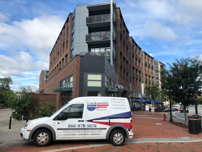Commercial Locksmith Services Locksmith Assistance